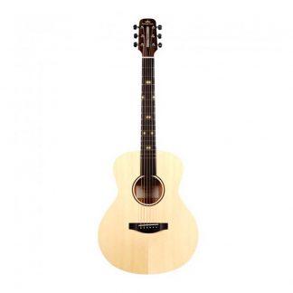 Umnaya Gitara Xiaomi Poputar Smart Guitar Card Custom Brown 1