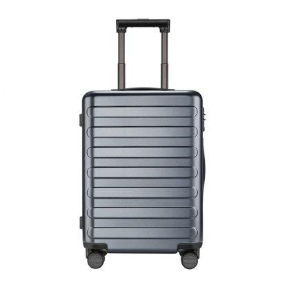 Chemodan Runmi 90 Fun Seven Bar Business Suitcase 20 Titanium Gray 1