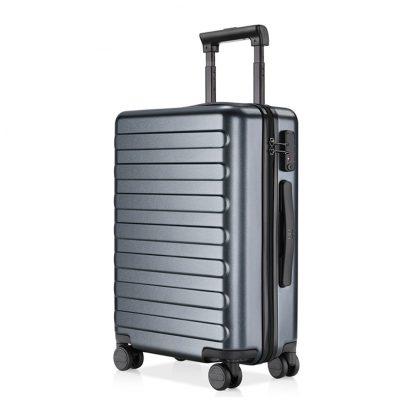 Chemodan Runmi 90 Fun Seven Bar Business Suitcase 20 Titanium Gray 2