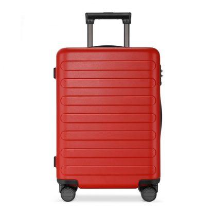 Chemodan Xiaomi 90 Points Seven Bar Suitcase 28 Red 1