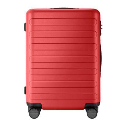 Chemodan Xiaomi 90 Points Seven Bar Suitcase 28 Red 2