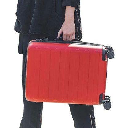 Chemodan Xiaomi 90 Points Seven Bar Suitcase 28 Red 3