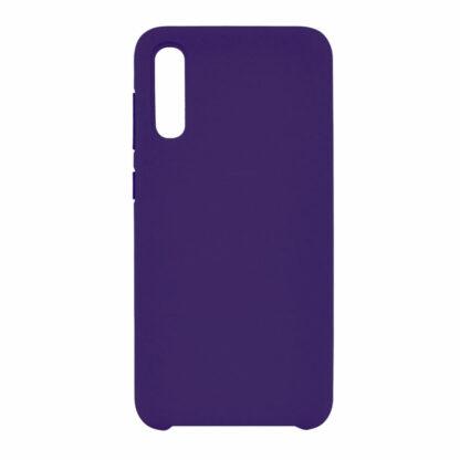 Nakladka Silikonovaya Xiaomi Mi 9 Lite Fioletovyj 1