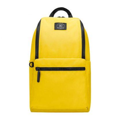 Ryukzak 90 Fun Qinzhi Chuxing Leisure Bag 18l Yellow 1