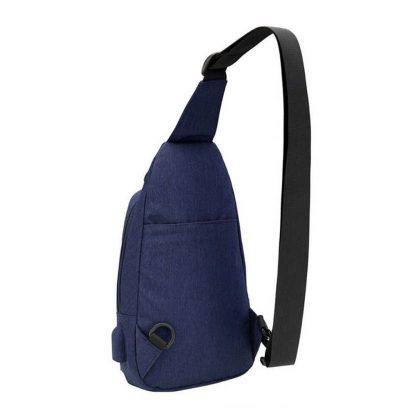 Ryukzak Xiaomi Pelliot Simple Tide Fashion Bag Blue 2