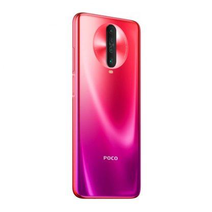 Smartfon Xiaomi Poco X2 8 256gb Phoenix Red Krasnyj 4