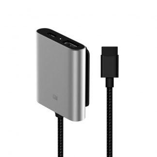 Udlinitel Dlya Xiaomi Car Charger Qc 3 0 Usb A Usb C Ccpj01zm 1