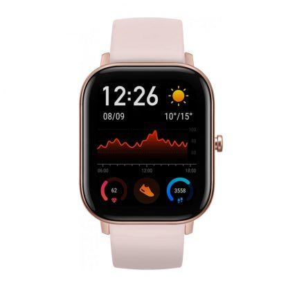 Umnye Chasy Xiaomi Amazfit Gts Smart Watch Pink 2