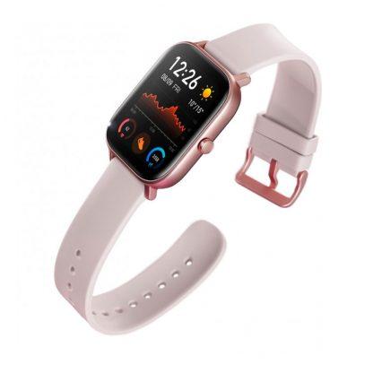 Umnye Chasy Xiaomi Amazfit Gts Smart Watch Pink 3