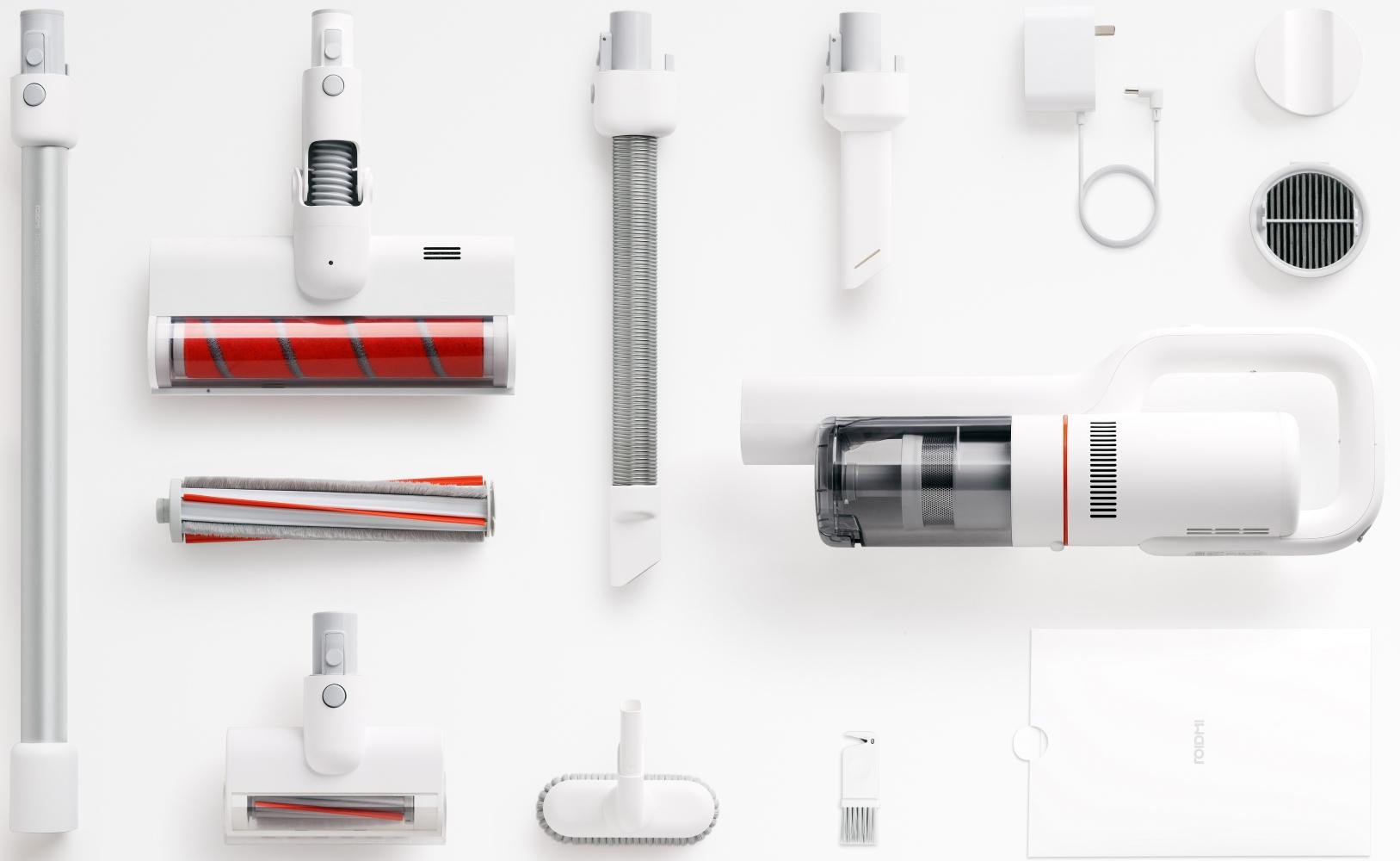 Xiaomi Roidmi F8 Handheld Wireless Vacuum Cleaner 2 Komplekt