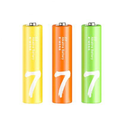 Batarejki Alkalinovye Xiaomi Zmi Rainbow Zi5aa Zi7aaa 12 12 Sht Al24 3