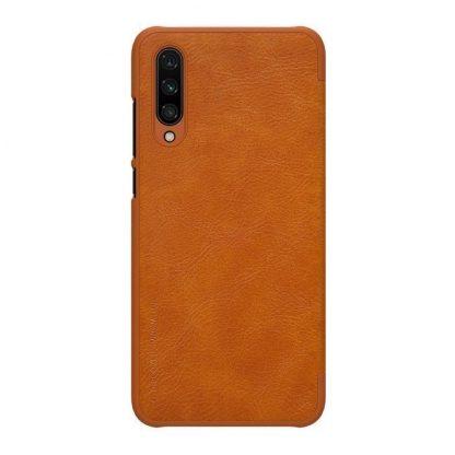 Knizhka Nillkin Qin Leather Xiaomi Mi A3 Korichnevyj 1