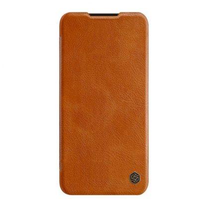 Knizhka Nillkin Qin Leather Xiaomi Mi A3 Korichnevyj 2