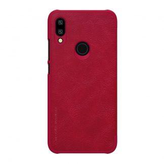 Knizhka Nillkin Qin Leather Xiaomi Redmi 7 Krasnyj 1
