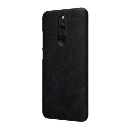 Knizhka Nillkin Qin Leather Xiaomi Redmi 8 Chernyj 3