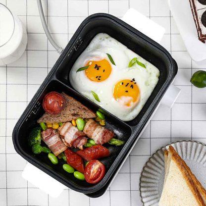 Multifunkczionalnaya Plita Qcooker Kitchen Mini Lunch Machine Cr Tc01 3