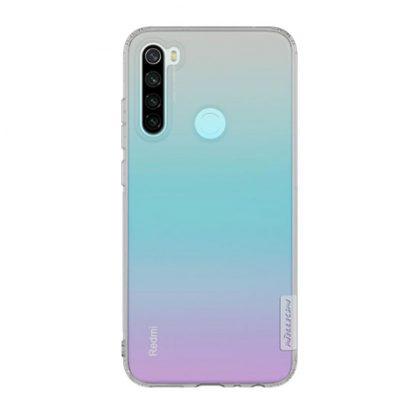 Nakladka Nillkin Silikonovaya Dlya Xiaomi Redmi Note 8 Zatemnennaya 1