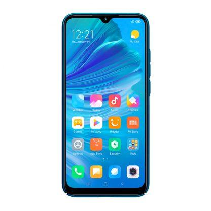 Nakladka Nillkin Super Frosted Shield Xiaomi A3 Sinij 2