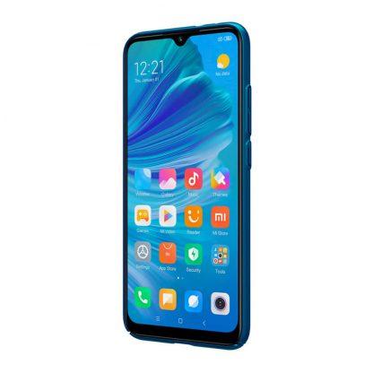 Nakladka Nillkin Super Frosted Shield Xiaomi A3 Sinij 4