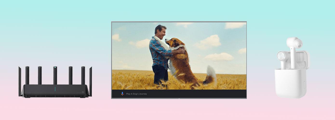 News Mi Tv 4s 65 Router Xiaomi Ax3600 Wi Fi 6 Naushniki Mi Tws 2 Srazu 3 Novinki Ot Xiaomi 1