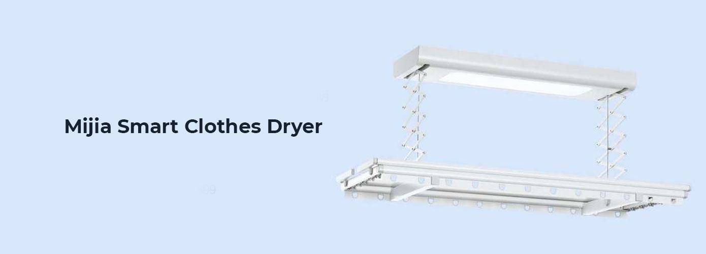 News Mijia Smart Clothes Dryer Umnaya Sushilka Dlya Belya 1