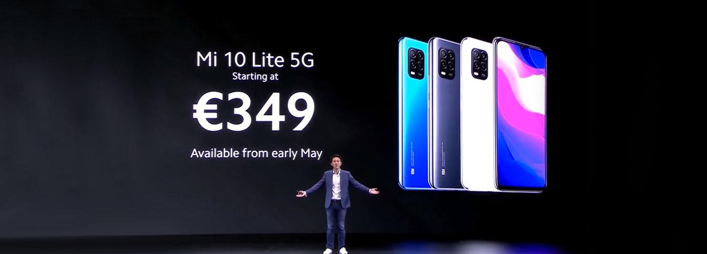 News Xiaomi Mi 10 Lite Oficzialno Predstavlen 4