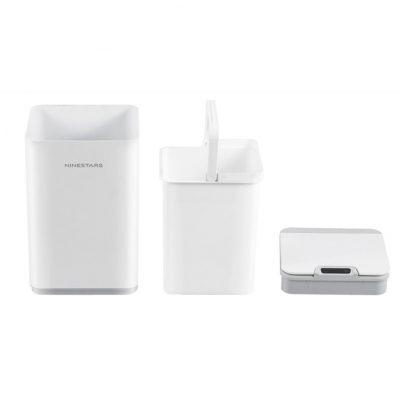Umnaya Korzina Dlya Musora Xiaomi Ninestars Smart Trash Can Dzt 10 35s 2