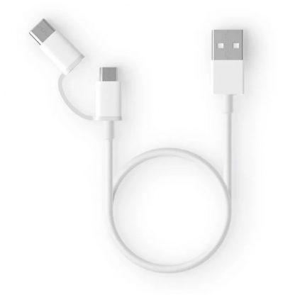 Zmi Usb C Cable Micro Usb Type C 0 3m 2