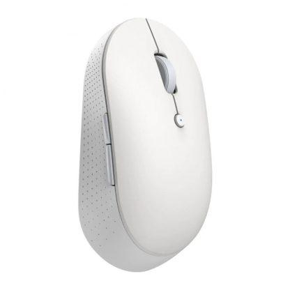 Besprovodnaya Mysh Xiaomi Mi Dual Mode Wireless Mouse Silent Edition White Wxsmsbmw02 2