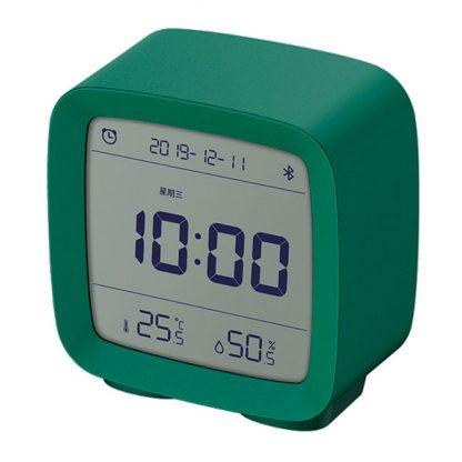 Budilnik Xiaomi Qingping Bluetooth Smart Alarm Clock Cgd1 Green 1