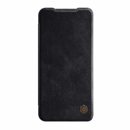 Knizhka Nillkin Qin Leather Xiaomi Redmi Note 9 Chernyj 2