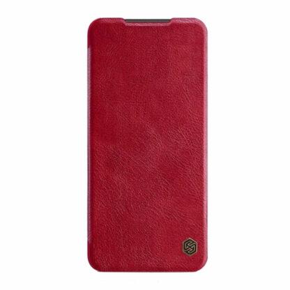 Knizhka Nillkin Qin Leather Xiaomi Redmi Note 9s 9 Pro Krasnyj 2