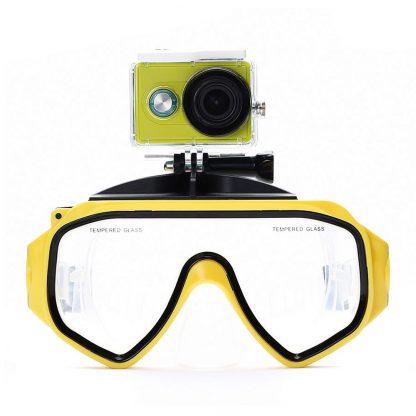 Maska S Krepleniem Dlya Xiaomi Yi Camera 1