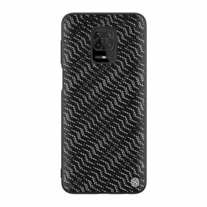 Nakladka Nillkin Twinkle Xiaomi Redmi Note 9s 9 Pro Chernyj 1