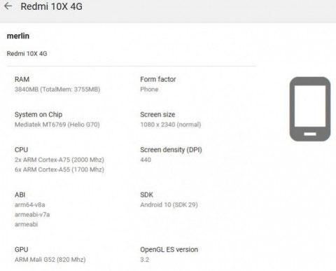 News Redmi 10x Poyavilsya V Google Play 2 1