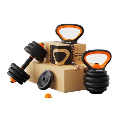 Sportivnyj Nabor Dlya Fitnesa Xiaomi Fed Home Fitness Multifunctional Dumbbell 20 Kg 01