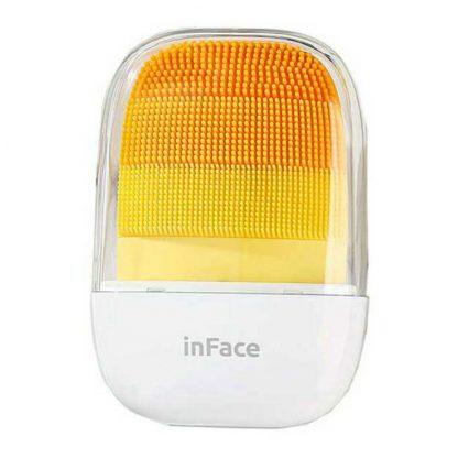 Apparat Dlya Ultrazvukovoj Chistki Licza Xiaomi Inface Electronic Sonic Beauty Facial Orange 2