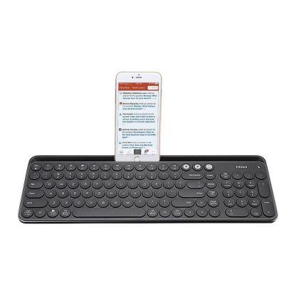Besprovodnaya Klaviatura Xiaomi Miiiw Bluetooth Dual Mode Keyboard Black 2