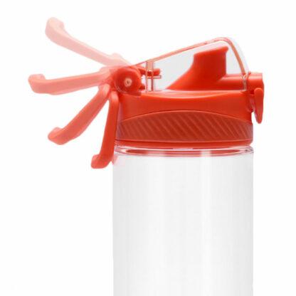 Butylka Dlya Vody Xiaomi Quange Tritan Bottle 480ml Orange 2