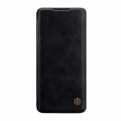 Knizhka Nillkin Qin Leather Xiaomi Note 10 Lite Chernyj 22