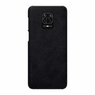 Knizhka Nillkin Qin Leather Xiaomi Redmi Note 9s 9 Pro Chernyj 1
