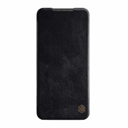 Knizhka Nillkin Qin Leather Xiaomi Redmi Note 9s 9 Pro Chernyj 2