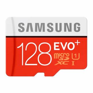 Microsd 128gb Samsung Evo Plus Class 10 Ultra 90 Mb S Sd Adapter 1