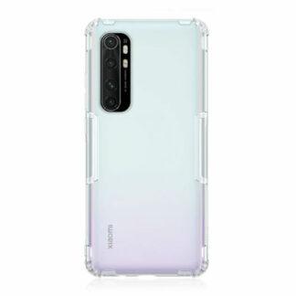 Nakladka Nillkin Xiaomi Note 10 Lite Prozrachnaya 1