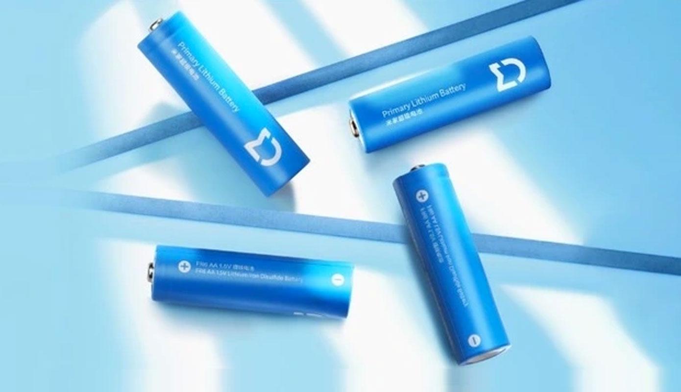 News Mijia Super Battery Akkumulyatornye Aa Batarejki Na Vse Sluchai Zhizni 1