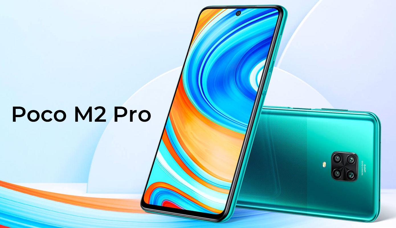 News Poco M2 Pro Ocherednoj Rebrending Smartfona Redmi 1
