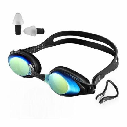 Plavatelnye Ochki Xiaomi Yunmai Swimgoggles Nose Clip Ear Plugs Setgold Ymsg S330 1