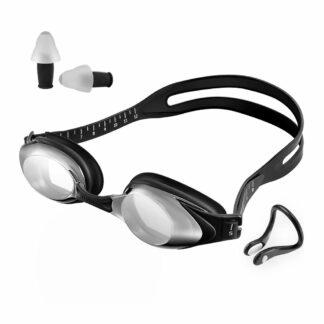 Plavatelnye Ochki Xiaomi Yunmai Swimgoggles Nose Clip Ear Plugs Setgrey Ymsg S330 1