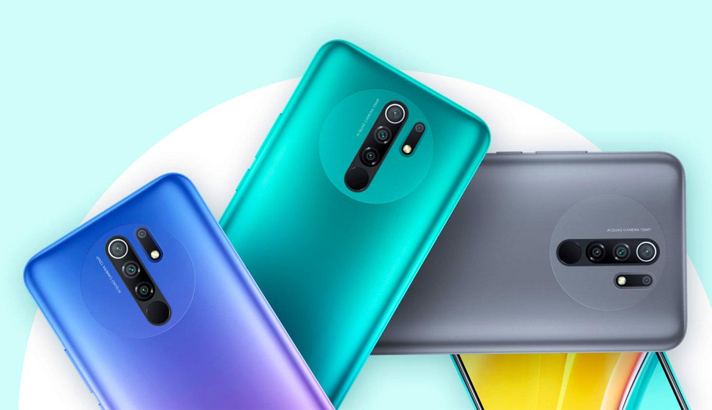 Predstavlen Novyj Smartfon Redmi 9 4