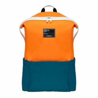 Ryukzak Xiaomi 90 Points Lecturer Casual Backpack Orange Blue 1